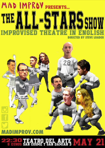 MAD Improv Presents: The All-Stars Show